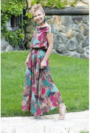 Sukienka z kieszeniami...
