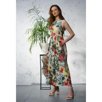 Sukienka Dolce Vita  Kwiaty...