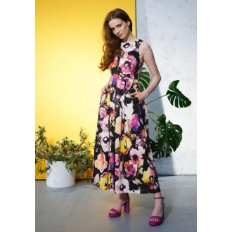 Sukienka z kieszeniami Dolce Vita PASTELE