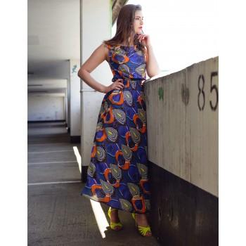Długa sukienka Oceania...