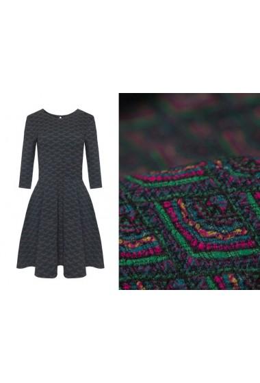Sukienka Portovenere Romby