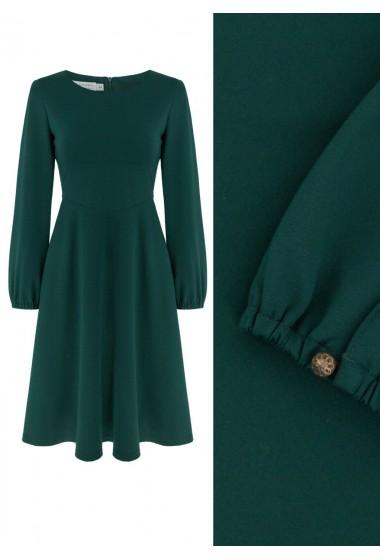 Krótka sukienka Caroll green