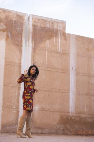 Polska moda w Maroko