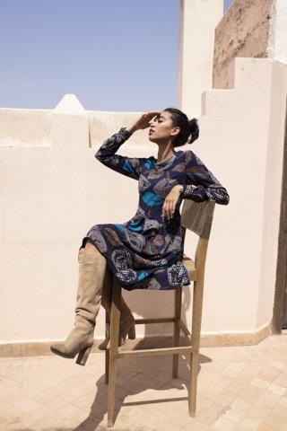 Sesja w Maroko